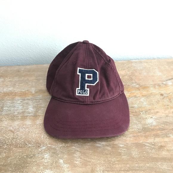 POLO RALPH LAUREN Men/'s Chino Hat Sports Baseball Cap Vintage Wash Holiday Navy